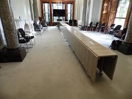 Folding Boardroom Tables Folding Veneered Conference Table Fusion Executive Furniture