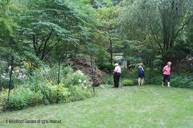 Rock Garden Society Bellewood Gardens Diary