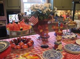 Home Interior Party Companies Throw A Great Memorial Day Party U2026 Part Three The Buffet More Is