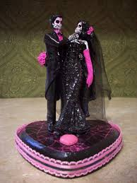 gothic wedding cake toppers the wedding specialiststhe wedding