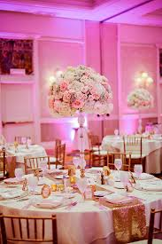 disney wedding decorations pretty in pink wedding reception decor at disney s grand