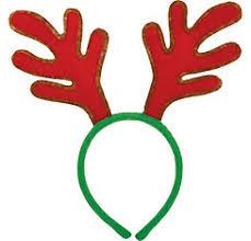 christmas headbands christmas hats reindeer antlers christmas headbands party city