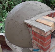 build small fired pizza oven 75cm or 30