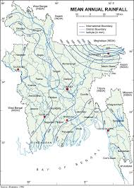 Map Of Bangladesh Prime Minister U0027s Office Library