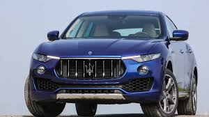 maserati luxury 2017 maserati levante review with price horsepower and photo gallery