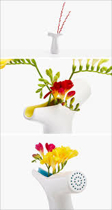 Decorate Flower Vase This Vase Is Also A Watering Pot And We U0027ll Show You How It U0027s Made