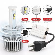 Automotive Led Lights Bulbs by Amazon Com Ideapro Car Led Headlight Bulbs 2 Pcs Super Bright Led