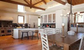 Stylish Kitchen Ideas Open Kitchen Design Ceiling Beams Wood Cool Superb Stylish Wooden