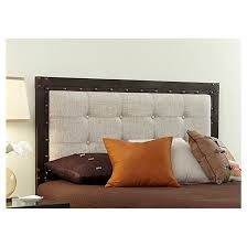 Target Headboards King by Gotham Headboard Latte Brushed Copper King Fashion Bed Group