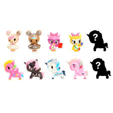 tokidoki neon star series 1 3 5 inch deluxe collectible figure set