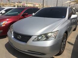 lexus es 350 for sale in uae lexus es350 silver 2007 for sale u2013 kargal uae u2013april 17 2017