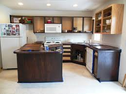 Oak Kitchen Design Ideas Gel Stain Kitchen Cabinets Colors Before And After U2014 All Home
