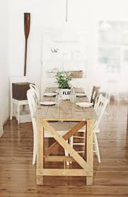 Cottage Dining Room Ideas by Best 25 Narrow Dining Tables Ideas On Pinterest Rattan Outdoor