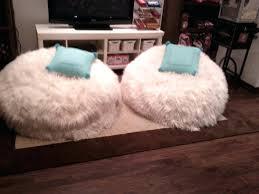 fur bean bag chair fur bean bag chair cover u2013 hannahbrown me