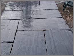 blue slate stone patio patios home decorating ideas wl4yplxxob