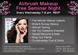 free makeup classes foundation dinair airbrush makeup