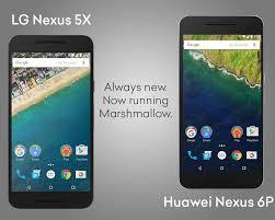 lg nexus 5x free lg nexus 5x and huawei nexus 6p mocks place your app