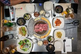 la u0027s finest korean barbecue restaurants