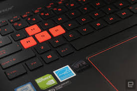 Laptop With Light Up Keyboard Asus U0027 Rog Strix Gl502vs Is A Mid Range And Vr Ready Gaming Laptop
