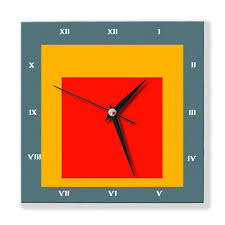 41 best wall clocks images on pinterest canvas designs canvas