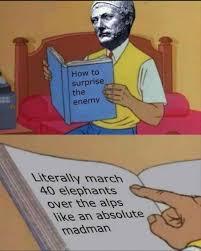 Surprise Meme - how to surprise the enemy meme xyz