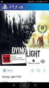 dying light playstation 4 dying light playstation 4 game in newport gumtree