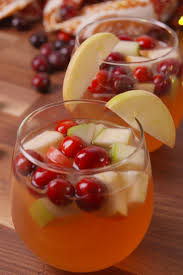 best cranberry sangria recipe how to make cranberry sangria delish