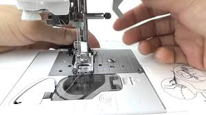 how to use the twin needle with brother sewing machine youtube