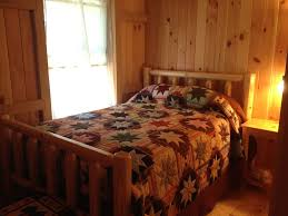 Amish Made Bedroom Furniture by Gorgeous Amish Built Post And Beam Cabin O Vrbo