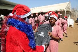 Radio Miraya Juba News Unmiss Juba Celebrates Christmas At St Thomas Primary With