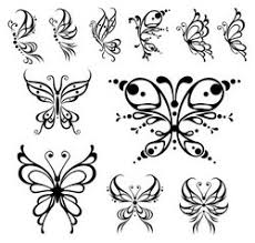 butterfly tattoos and designs page 234