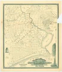 State Of Jefferson Map Texas Cities Historical Maps Perry Castañeda Map Collection Ut