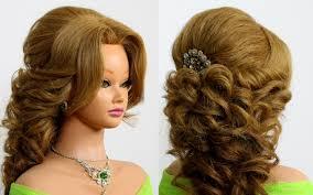 hairstyle for long medium hair bridal updo makeup videos