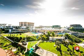activity and outdoor area allegria family therme