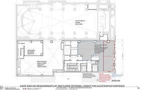 Exceptional Floor Plans For Churches Part 3 Church Floor Plans by Extell S Contested Tower To Park Ave Church Is A Go Curbed Ny