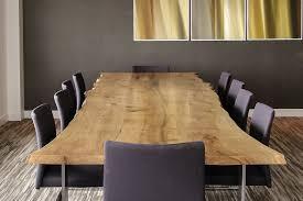 Custom Boardroom Tables Live Edge Boardroom Table Bonners Furniture
