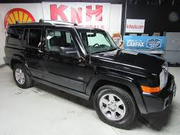 used jeep commander used cars for sale at knh auto sales akron ohio 44310
