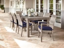 wade logan alfonso 9 piece dining set with cushion u0026 reviews wayfair
