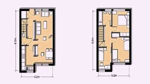 Floor Plan Websites 30 Sqm House Design Up And Down Youtube