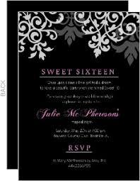 sweet 16 invitations sweet sixteen invitations sweet 16 birthday party invitations