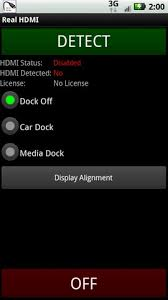 hdmi apk real hdmi app lets you take everything on your droid x to the big