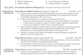 Hr Generalist Resume Samples by Generalist Resume Sample Hr Generalist Resume Doc Hr Generalist
