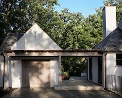 Garage With Carport Detached Carport With Breezeway Houzz