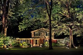 landscape lighting gallery michigan outdoor lighting