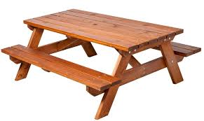 rustic outdoor picnic tables rustic outdoor event equipment rustic rigid frame picnic table