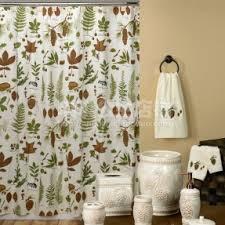 falling leaves shower curtain foter
