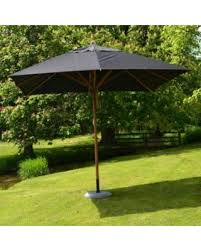 Patio Umbrella Pole Diameter Don T Miss This Deal Bambrella Levante 11 Ft Square Bamboo