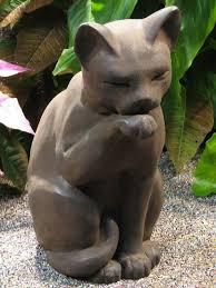 138 best cat sculpture images on cat cats and cat