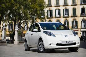 nissan leaf acenta range news nissan launches british built leaf electric hatchback