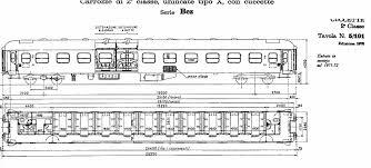 carrozze cuccette carrozze uic x parte sesta cuccette scalaenne note sparse